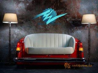 ГАЗ 21 - кузовной диван