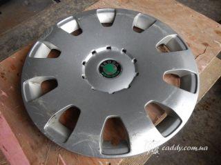 Колпаки колесные Skoda Octavia