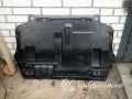Защита двигателя (усиленная) VW Caddy (diesel)