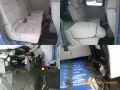 Комплект для установки тоурановских сидений в VW Caddy