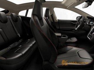 Tesla Model S - офисное автокресло