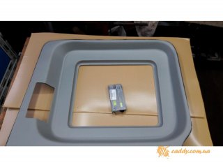 VW Caddy - пластик салона (карты, накладки)