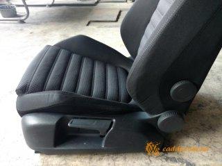 VW Passat CC - переднее сиденье