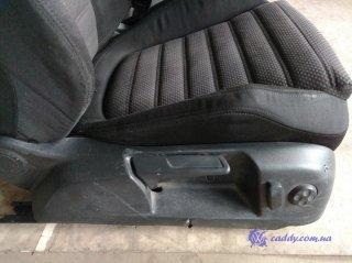 VW Passat CC - передние сиденья