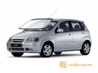 Chevrolet Aveo 1 - ветровое (лобовое) стекло