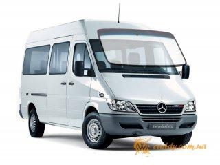 Mercedes Sprinter - ветровое (лобовое) стекло