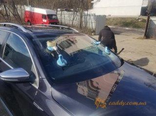 Volkswagen Passat B7 - ветровое (лобовое) стекло