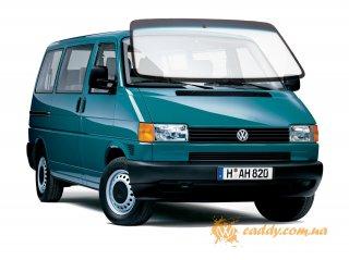 VW Transporter T4 - ветровое (лобовое) стекло