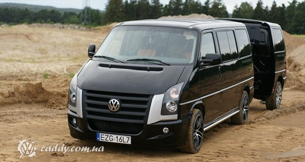 VW Transporter T4 Crafter